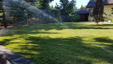 systemy nawadniania ogrodów warszawa
