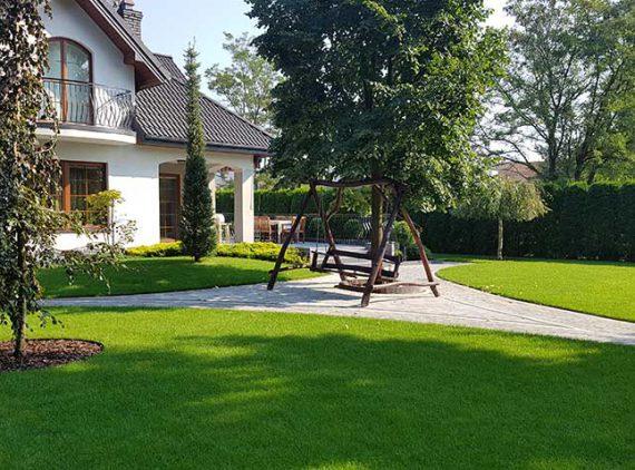 Zakładanie ogrodów Warszawa